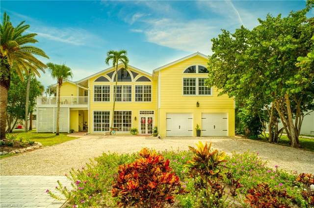 2030 Sunrise Circle, Sanibel, FL 33957 (MLS #221064430) :: Wentworth Realty Group