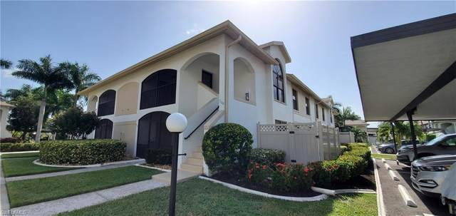 13247 Whitehaven Lane #708, Fort Myers, FL 33966 (MLS #221064539) :: Realty One Group Connections