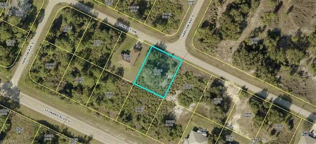 4641 22nd Street SW, Lehigh Acres, FL 33973 (MLS #221064557) :: Realty One Group Connections