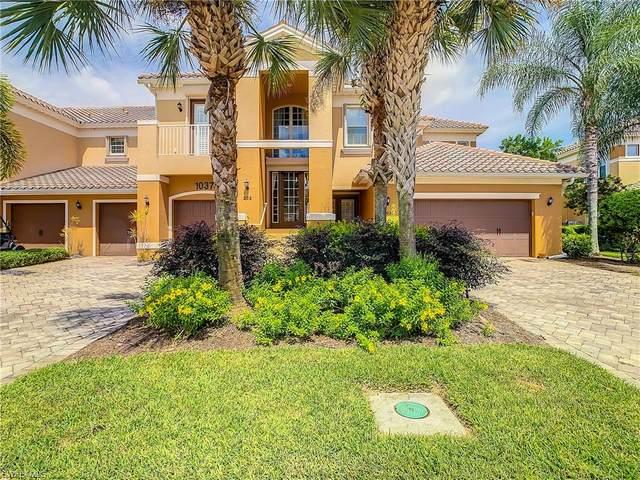 10370 Glastonbury Circle #202, Fort Myers, FL 33913 (MLS #221064572) :: Avantgarde