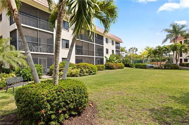 671 E Gulf Drive 5B1, Sanibel, FL 33957 (MLS #221064893) :: BonitaFLProperties