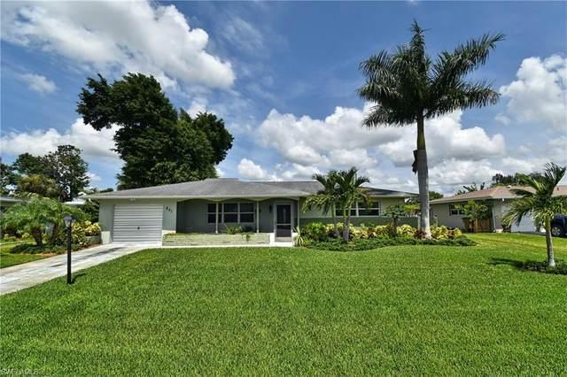 801 Monet Street, Lehigh Acres, FL 33936 (MLS #221065138) :: Domain Realty