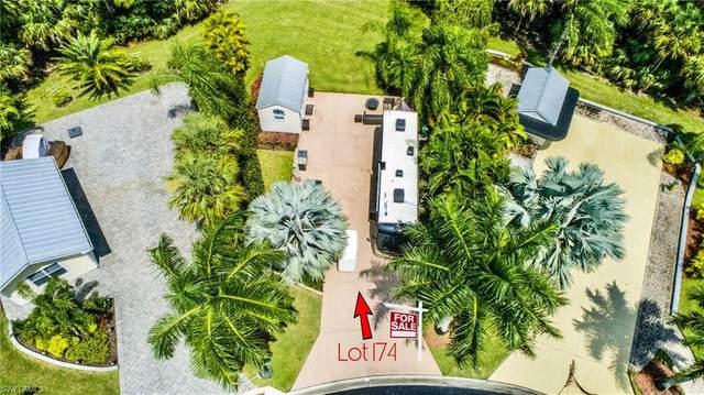 Lot 174    3012 Belle Of Myers Road, Labelle, FL 33935 (MLS #221065351) :: Team Swanbeck