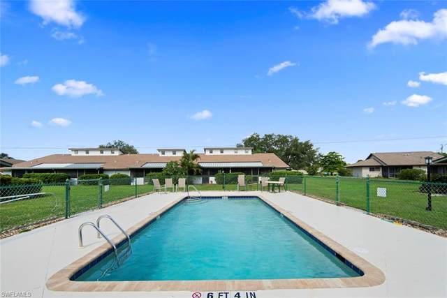 3739 SW 9th Avenue #110, Cape Coral, FL 33914 (MLS #221065401) :: Avantgarde