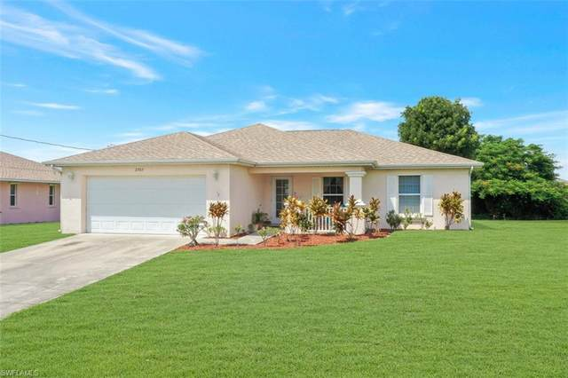 2705 NW Embers Terrace, Cape Coral, FL 33993 (MLS #221065412) :: Premiere Plus Realty Co.