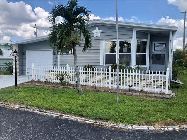 9258 Desoto Drive, North Fort Myers, FL 33903 (MLS #221065513) :: Domain Realty