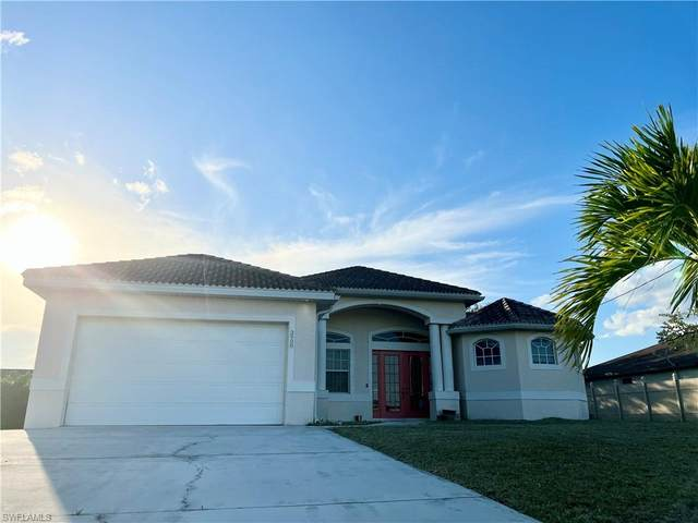 3908 NW 33rd Avenue, Cape Coral, FL 33993 (MLS #221065550) :: #1 Real Estate Services