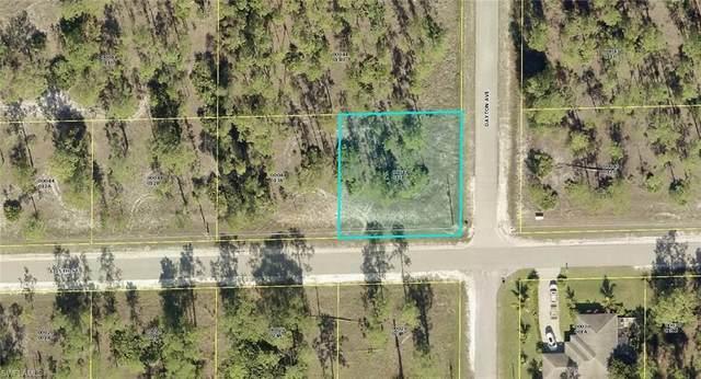 1607 E 15th Street, Lehigh Acres, FL 33972 (MLS #221065572) :: #1 Real Estate Services