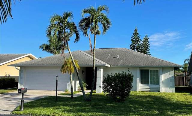 9820 Wildginger Drive, Fort Myers, FL 33919 (MLS #221065790) :: RE/MAX Realty Team
