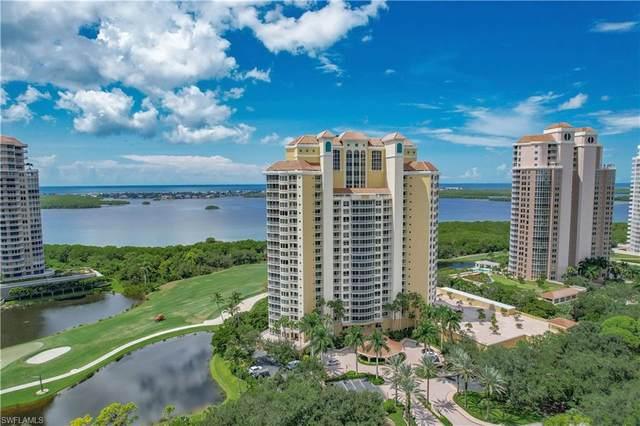 4751 Bonita Bay Boulevard #505, Bonita Springs, FL 34134 (MLS #221065826) :: #1 Real Estate Services