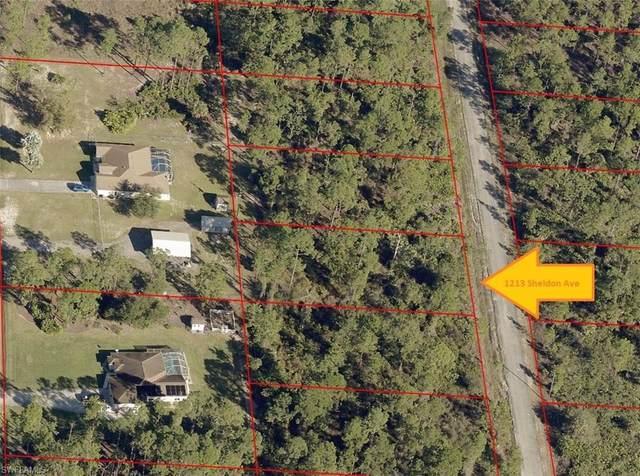 1213 Sheldon Avenue, Lehigh Acres, FL 33972 (MLS #221065874) :: #1 Real Estate Services