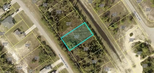 91 Milwaukee Boulevard, Lehigh Acres, FL 33974 (MLS #221066065) :: #1 Real Estate Services