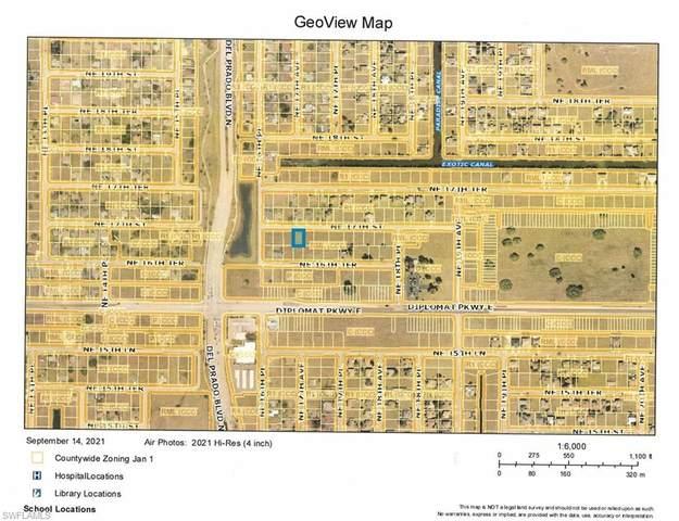 1628 NE 17th Terrace, Cape Coral, FL 33909 (MLS #221066209) :: #1 Real Estate Services