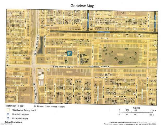 1721 NE 16th Terrace, Cape Coral, FL 33909 (MLS #221066216) :: #1 Real Estate Services