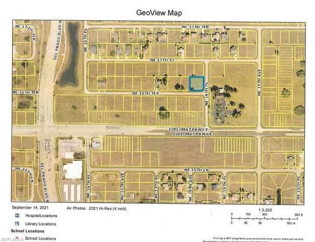 1805 NE 16th Place, Cape Coral, FL 33909 (MLS #221066229) :: #1 Real Estate Services