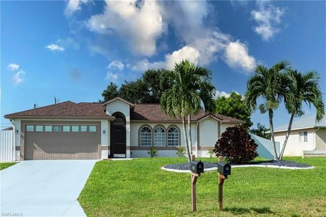 907 NE 10th Lane, Cape Coral, FL 33909 (MLS #221066245) :: #1 Real Estate Services
