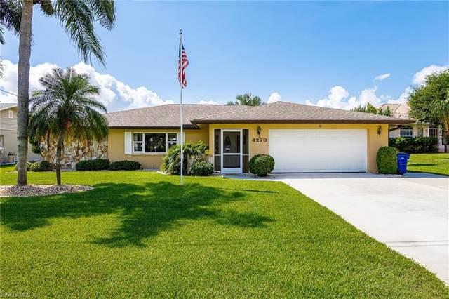 4270 Harbour Lane, North Fort Myers, FL 33903 (MLS #221066281) :: Team Swanbeck