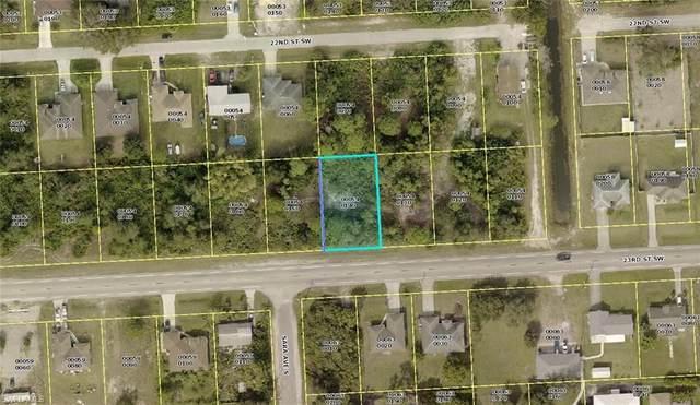 3318 23rd Street SW, Lehigh Acres, FL 33976 (MLS #221066325) :: #1 Real Estate Services