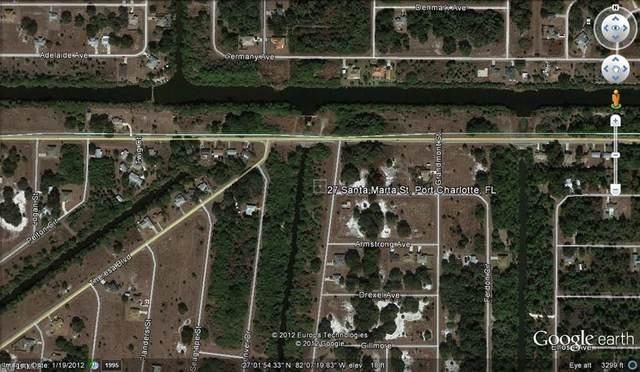 27 Santa Marta Street, Port Charlotte, FL 33954 (MLS #221066359) :: RE/MAX Realty Team