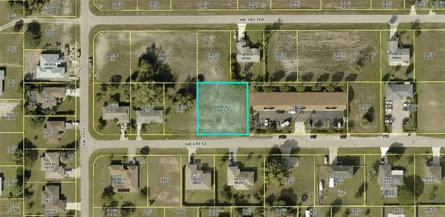 709 SW 4th Street, Cape Coral, FL 33991 (MLS #221066456) :: Realty One Group Connections