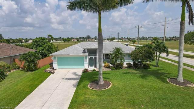 2101 SW 43rd Terrace, Cape Coral, FL 33914 (MLS #221066485) :: Domain Realty