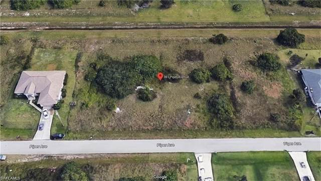 361 Piper Avenue, Lehigh Acres, FL 33974 (MLS #221066491) :: #1 Real Estate Services
