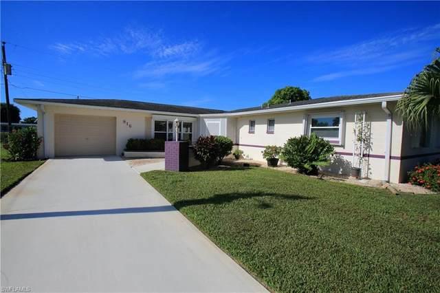 816 Shadyside Street, Lehigh Acres, FL 33936 (MLS #221066495) :: Domain Realty