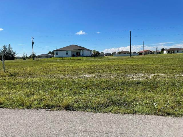 4500 NW 34th Terrace, Cape Coral, FL 33993 (MLS #221066519) :: #1 Real Estate Services