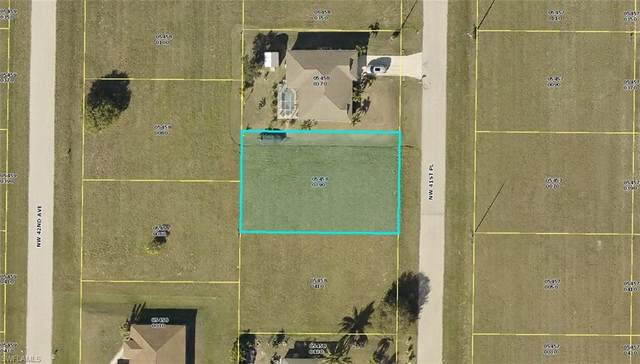 3936 NW 41st Place, Cape Coral, FL 33993 (MLS #221066529) :: #1 Real Estate Services