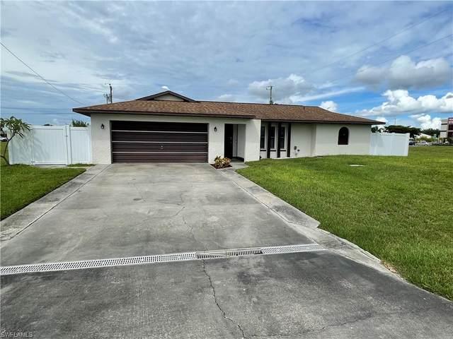 1513 NE 15th Terrace, Cape Coral, FL 33909 (MLS #221066588) :: Team Swanbeck