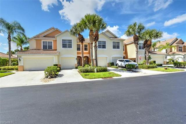 8261 Village Edge Circle #4, Fort Myers, FL 33919 (MLS #221066593) :: RE/MAX Realty Team