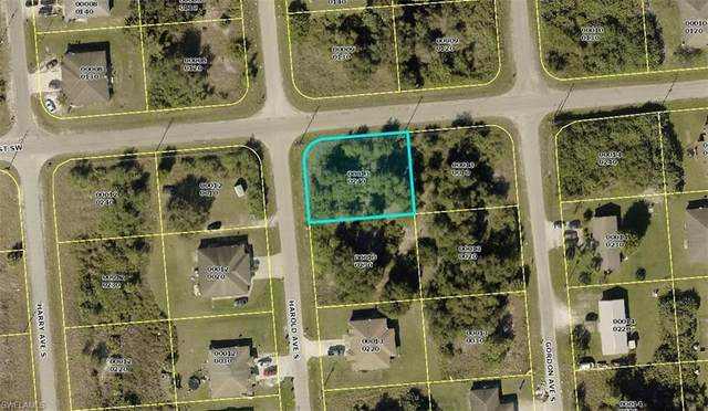 701 / 703 Harold Avenue S, Lehigh Acres, FL 33973 (MLS #221066661) :: Realty One Group Connections
