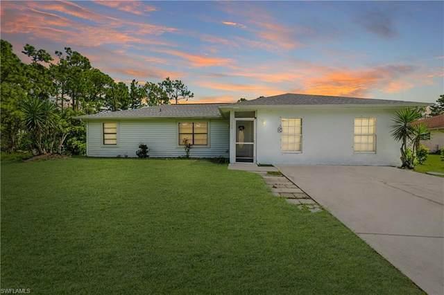 1508 Thompson Avenue, Lehigh Acres, FL 33972 (MLS #221066694) :: EXIT Gulf Coast Realty
