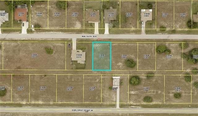 1626 NW 16th Terrace, Cape Coral, FL 33993 (MLS #221066785) :: RE/MAX Realty Group