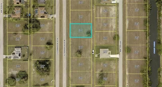 1907 El Dorado Boulevard N, Cape Coral, FL 33993 (MLS #221066786) :: RE/MAX Realty Group