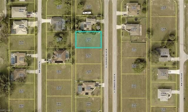 1746 El Dorado Boulevard N, Cape Coral, FL 33993 (MLS #221066787) :: RE/MAX Realty Group