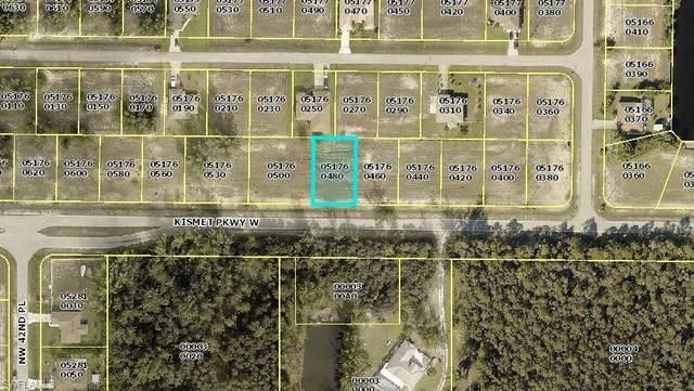 4121 Kismet Parkway W, Cape Coral, FL 33993 (MLS #221066790) :: Avantgarde