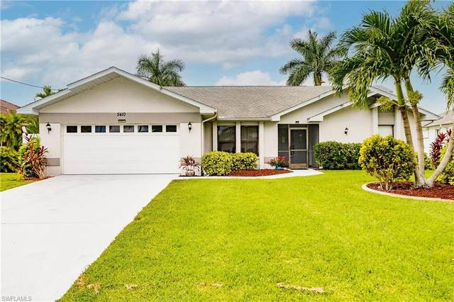 5410 SW 24th Place, Cape Coral, FL 33914 (#221066833) :: Caine Luxury Team