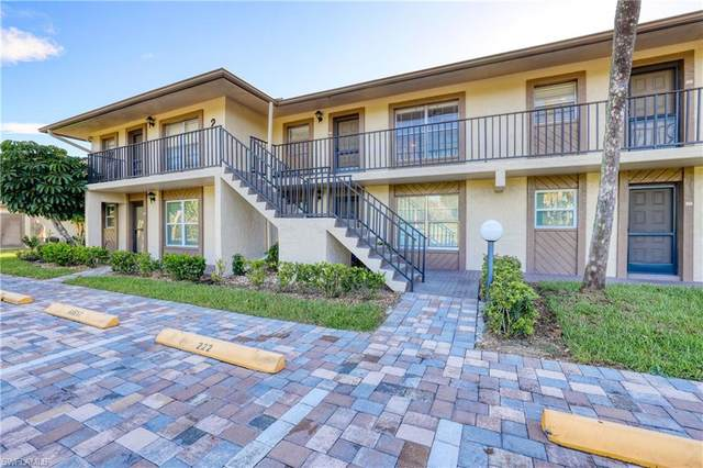 16007 Davis Road #222, Fort Myers, FL 33908 (MLS #221066874) :: The Naples Beach And Homes Team/MVP Realty