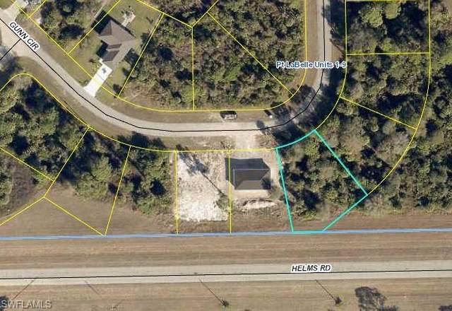 5017 Gunn Circle, Labelle, FL 33935 (MLS #221066903) :: #1 Real Estate Services