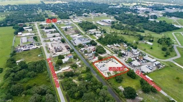 319 N Industrial Loop, Labelle, FL 33935 (MLS #221066914) :: Realty One Group Connections