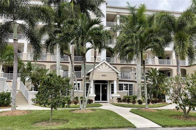 9121 Southmont Cove #105, Fort Myers, FL 33908 (MLS #221066922) :: Wentworth Realty Group