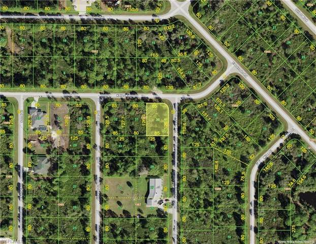 12109 Keller Avenue, Port Charlotte, FL 33981 (MLS #221066936) :: Realty One Group Connections