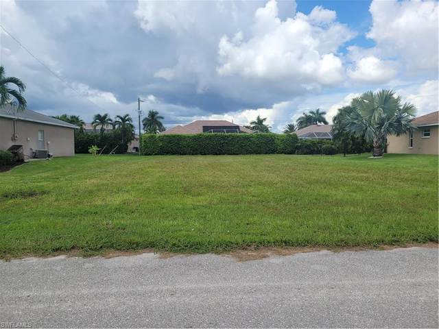 2123 SW 52nd Terrace, Cape Coral, FL 33914 (MLS #221066952) :: Domain Realty