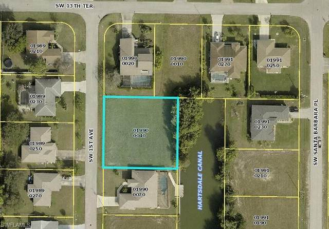 1327 SW 1st Avenue, Cape Coral, FL 33991 (MLS #221067017) :: Realty One Group Connections