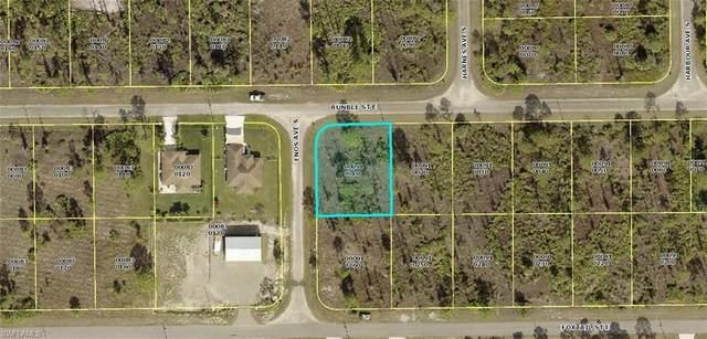 836 Runble Street E, Lehigh Acres, FL 33974 (MLS #221067341) :: Avantgarde