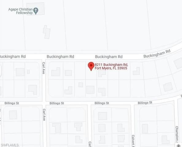8211 Buckingham Road, Fort Myers, FL 33905 (MLS #221067374) :: Domain Realty