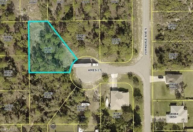 509 Ames Street E, Lehigh Acres, FL 33974 (MLS #221067391) :: Avantgarde