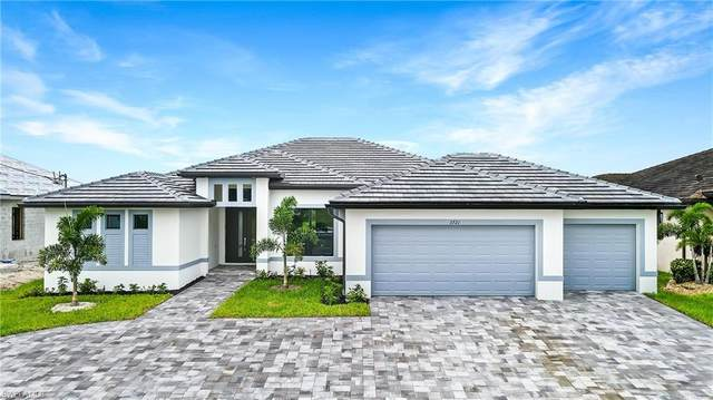 3721 Embers Parkway W, Cape Coral, FL 33993 (MLS #221067395) :: Avantgarde