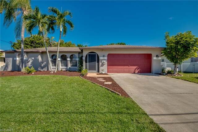 1431 SE 29th Street, Cape Coral, FL 33904 (MLS #221067522) :: Realty World J. Pavich Real Estate